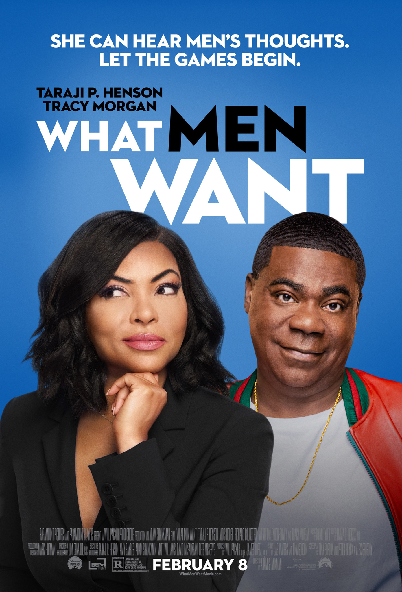 What Men Want 2019